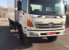 chiller truck for Rent