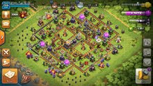 clash of clans level 11 max للبيع