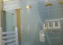 زجاج - واجهات زجاج - شاور بوكس - مرايا