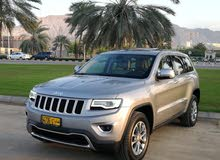 For sale 2015 Beige Grand Cherokee