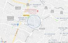 ارض للبيع عبدون قرب السفاره المصرية ب 70 متر