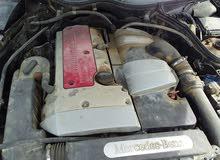 مرسيدس C200 محرك المليون 111