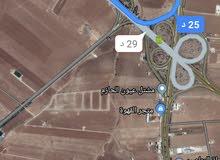 ارض للبيع مقابل سكن كريم بالقرب من جامعة جدارا