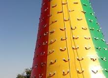 برج تسلق للبيع مستعمل