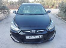 Hyundai Accent car for sale 2012 in Irbid city