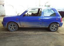 Nissan Micra 2002 For sale - Blue color
