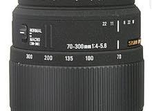 sigma 70-300mm f/4-5.6 APO DG