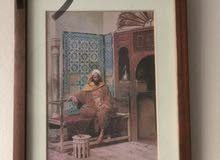 Cairo -  Paintings - Frames available for sale