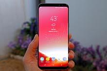 Samsung S8 Plus  للبيع اقساط