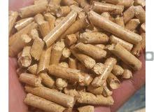 متاح كميات وود بيليت للبيع ارض مصنع للتصدير والمصانع والمزارع wood pellet
