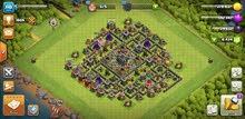 قرية 9 max كاملة مع 6600 جوهرة