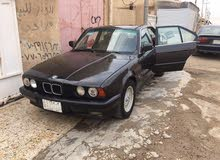 Manual Black BMW 1991 for sale