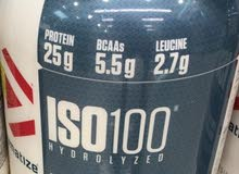 iso 100 whey protein