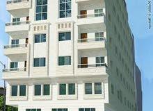 شقة للبيع عمارة حديثة البناء خدمات كامله