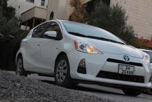For sale 2014 White Prius C