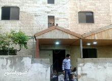 عماره للبيع ثلاثه طوابق مع ترخيص طابق رابع مع كراج وحديقه حول عماره على شارعين