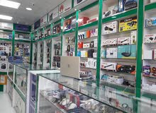 Mobile and Electronics shop for sale