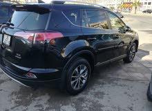 For sale 2016 Black RAV 4