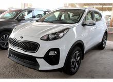 Automatic Kia 2020 for rent