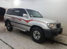 For sale 1998 Silver Land Cruiser