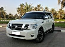 NISSAN PETROL 2013 5.6L GCC PERFECT CONDITION
