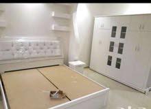 غرف نوم وطني جديده شامل التركيب والتوصيل