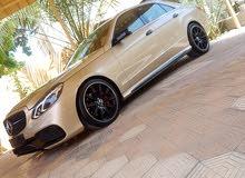للبيع مرسيدس E350 AMG اصل 2011