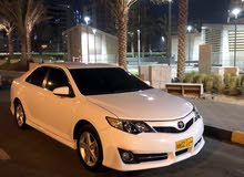 For sale 2014 White Camry