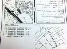 ارض سكني تجاري للبيع صحار/الزعفران