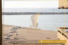 اسكن في سيدي بشر على البحر امام شاطئ السرايا