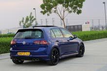 Volkswagen Golf R 2016 For sale - Blue color