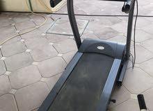 جهاز مشي بحالة ممتازة Treadmill in excellent condition