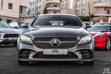 2020 Mercedes C200 Coupe