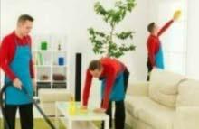 مطلوب عمال لدى مؤسسة نظافه منازل