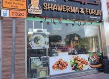 shawerma and furon rrstaurant for sale