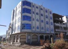 عماره للبيع في مدينة اب مشطب كامل 9شقق