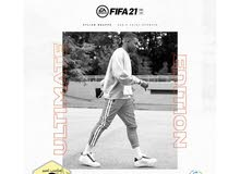 FIFA 21 Ultimate Edition PS4 with Steelbook!