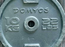 4x10kg weights for sale