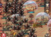 بيع حساب قلعة صلاح الدين الابوبي قلعة 100