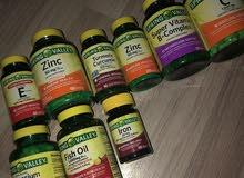فيتامينات وارد امريكا