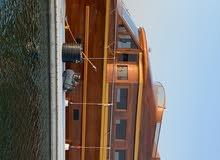 يخت خشب للبيع 72 قدم