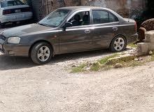 مطلوب عدة مقاول للبدل على سياره هونداي فيرنا موديل 2000