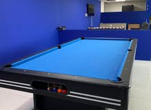 Billiards for Sale/ طاولة بلياردو