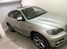 for sale or exchange BMW X6 good condition