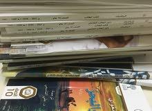 للبيع كتب الصف عاشر عام جميع الفصول