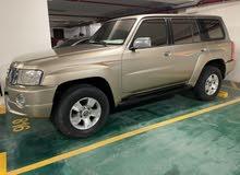 2005 Nissan Patrol Safari