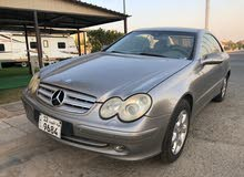 CLK with  transmission is available for sale