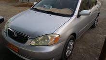 2008 Used Corolla with Automatic transmission is available for sale