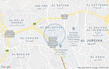 University Street neighborhood Amman city - 45 sqm apartment for rent