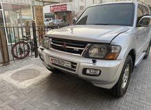 pajero2001  للبيع باجيرو2001